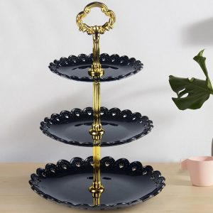 Three-layer Plate Stand