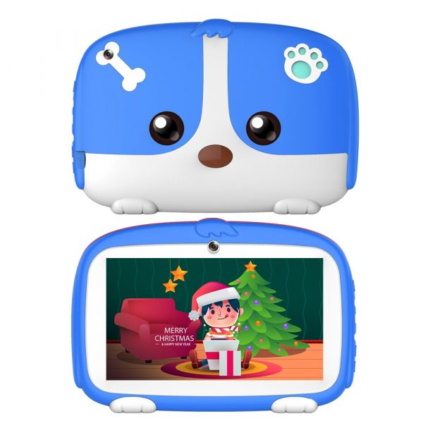 WeCool K7 Kids Tablet PC 7 Inch Android Tablets Quad Core 8GB Storage HD Screen Preinstalled Children Education Games Kids Gift